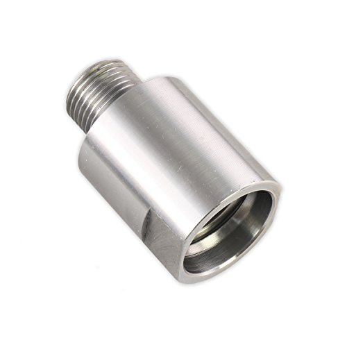 """Hurricane Turning Tools, Lathe Headstock Spindle Adapter, Converts 1"""" x 8TPI to 3/4"""" x 16TPI"""