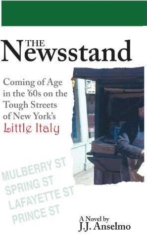 The Newsstand (English Edition)