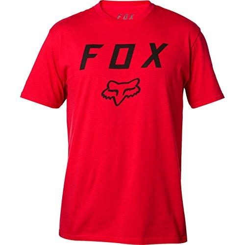 Fox Mens Head TDC-2 Sticker Flo Yellow One Size Fox Young Men/'s 14934-130