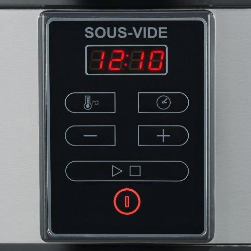 Severin SV 2447 Sistema di Cottura Professionale Sottovuoto