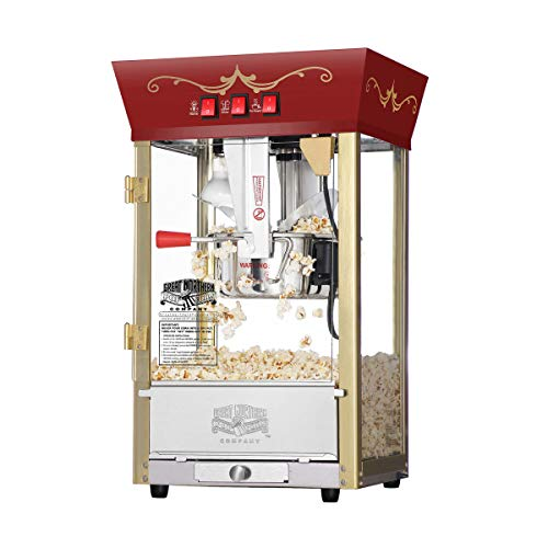 Popcorn Machine for your Home Theatre Room
