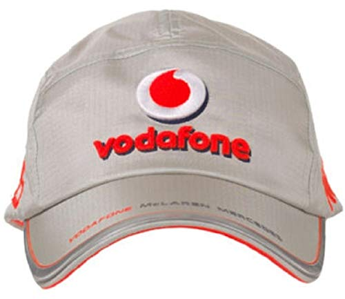 McLaren Original 2010 Vodafone Mercedes Team Cap - One Size