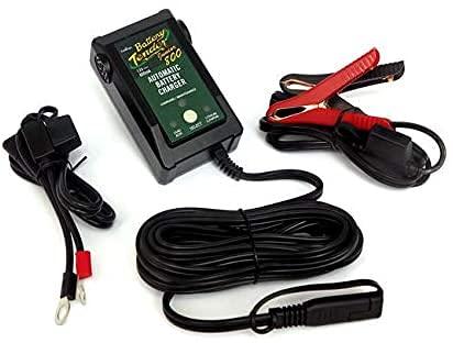 Cargador de baterías inteligente e impermeable, 800 mA. Apto para Harley Davidson Sportster 883 1200 XL XLH XLC