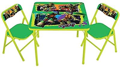 Activity Table Set