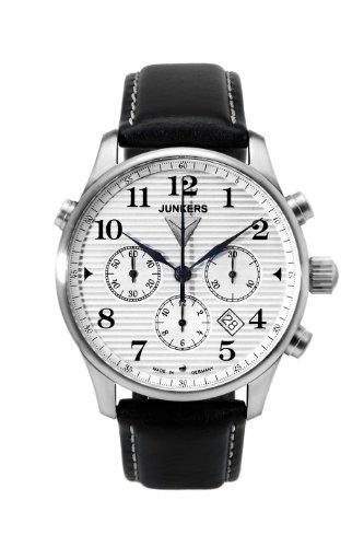 Junkers 6618-1 Herren-Uhr Chronograph Automatik
