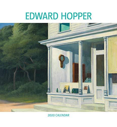 Edward Hopper 2020 Wall Calendar
