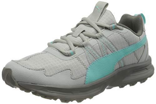 PUMA Escalate WNS, Zapatillas para Correr de Carretera para Mujer, Gris (Gray Violet/Ultra Gray/Aruba Blue), 42.5 EU