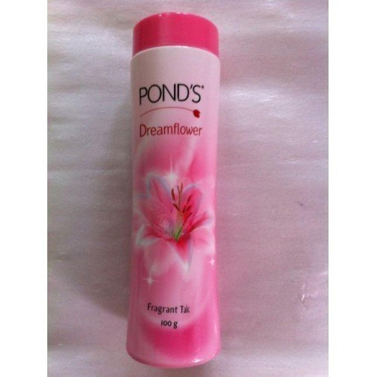 平和利得反応するPonds Dreamflower Magic Face Talcum Powder Skin Brightening Talc 100G X 2 =200G by Ponds Dreamflower Talc