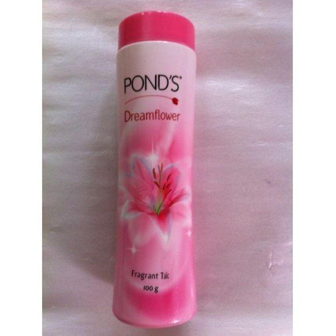 ぴかぴか機会十一Ponds Dreamflower Magic Face Talcum Powder Skin Brightening Talc 100G X 2 =200G by Ponds Dreamflower Talc