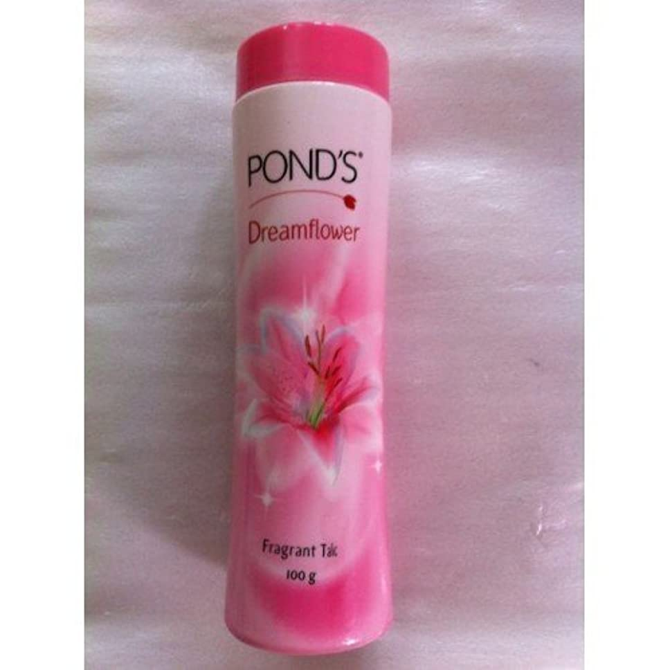 一般利用可能あいまいなPonds Dreamflower Magic Face Talcum Powder Skin Brightening Talc 100G X 2 =200G by Ponds Dreamflower Talc