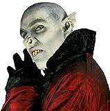 Maskworld Vampirohren aus Latex mit Mastix Hautkleber - Latexohren hautfarben überschminkbar - für...