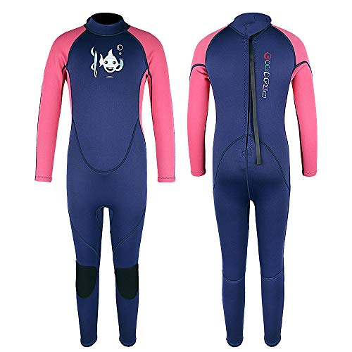 Kids Wetsuits Thermal Swimsuit, ...