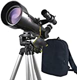 Astronomical Telescope Traveler Introductory Student High-Capacity Portable Astronomical Mirror Star Moon Clear and Portable