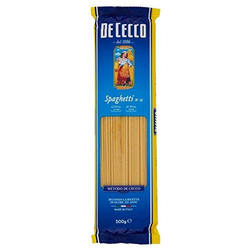 De Cecco - Spaghetti 500gr