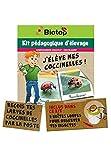 Kit pedagogico per allevamento Coccilatura.