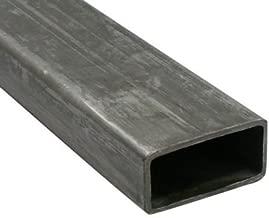 RMP Hot Rolled Carbon Steel Rectangular Tubing, 3 Inch x 2 Inch Sides, 11 Ga. Wall, 72 Inch Length