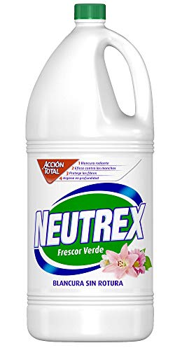 Neutrex Lejía Frescor Verde - 2000 ml