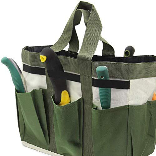 Yardwe - Werkzeugsets in olivgrün, Größe 24x13x39cm