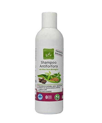 Shampooing Antipelliculaire - Avec Aloe Vera Biologique