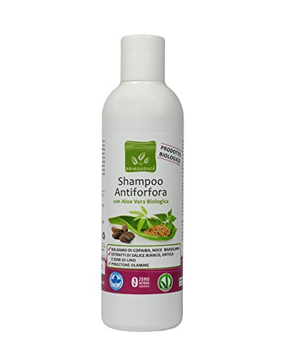 Shampooing Antipelliculaire - Avec Aloe Vera...