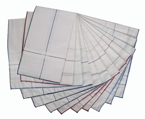 Perofil Confezione 3 fazzoletti cm.45x45 articolo P516B
