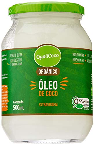 Oleo Coco Ev 12X500ml Orgânico