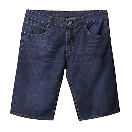 Herren Sommer Jeans Herren Shorts Skateboard Harem Fashion Jean Plus Größe mit UD Sturmfeuerzeug