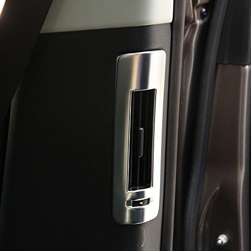 2ABS B Säule Klimaanlage Outlet Vent Trim für Discovery Sport 201520162017Auto Zubehör