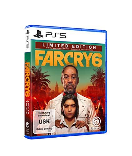 Far Cry 6 Limited Edition - exklusiv bei Amazon - [PlayStation 5]