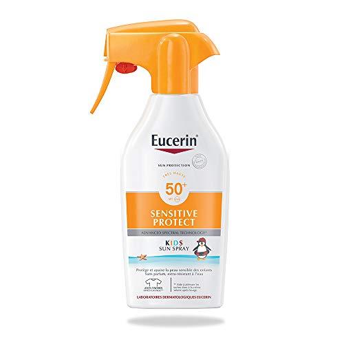 EUCERIN Sun Kids Spray Sensitive Protect FPS50+ 300ML