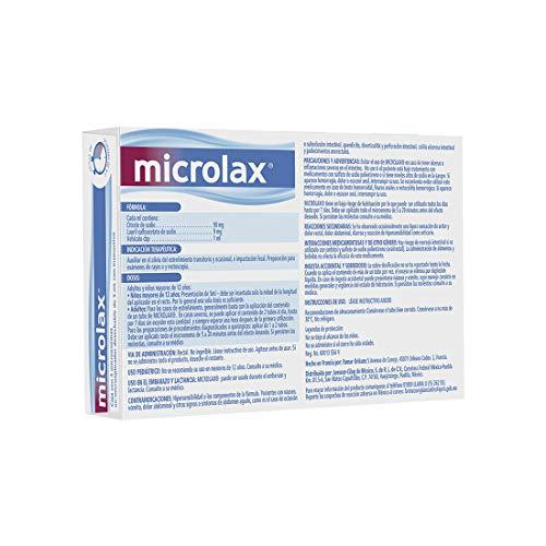 Microlax 4 x 5 ml Enema