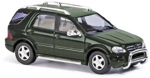 Busch Voitures - BUV48571 - Modélisme - Mercedes-Benz - Classe ML AMG