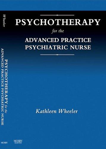 41XT9K0hW2L - Psychotherapy for the Advanced Practice Psychiatric Nurse - E-Book
