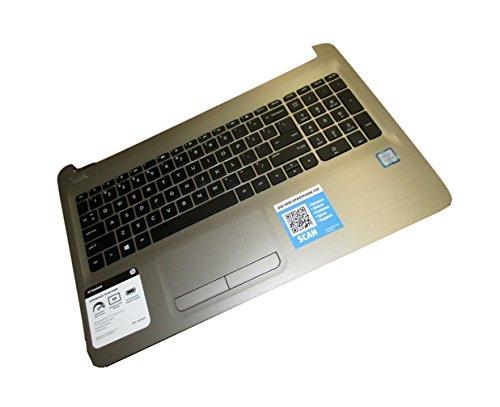 Preisvergleich Produktbild HP 855022-DH1 Gehäuse-Unterteil+Tastatur Notebook-Ersatzteil - Notebook-Ersatzteile (Gehäuse-Unterteil+Tastatur,  Nordischer Raum,  HP,  15-ay000)