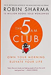 the 5 am club own your morning elevate your life