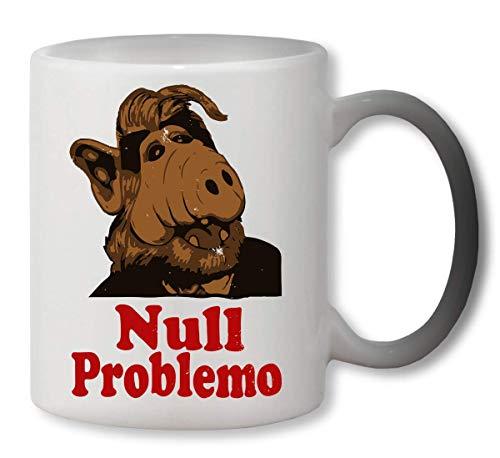 Null Problemo Alf Melmac Heat Mug Color Changing Cup Farbwechsel Tasse