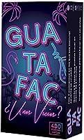 GUATAFAC Unos Vicios – Segunda edición del Juego de Mesa y Cartas para Fiestas y Risas – Español