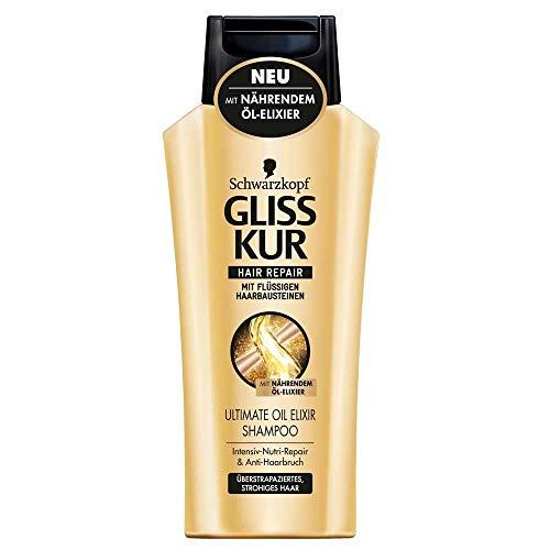 6 x Gliss Kur Shampoo