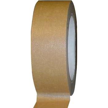 """3/"""" Sekisui 75mm x 50m 504NS Smooth Frame Backing Tape Kraft Paper Framing"""