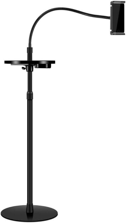 DWXN Aluminum Alloy Ipad Tripod New Max 79% OFF product type Clip Adjustable 68-173cm Height