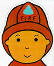 Funny Faces Board Book: Firefighter's Helmet