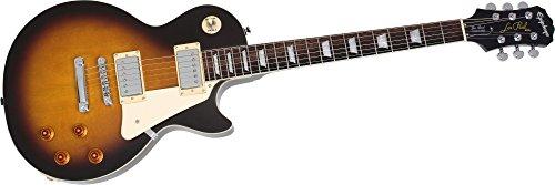 Epiphone Les Paul Standard Plain Top Electric Guitar Vintage Sunburst