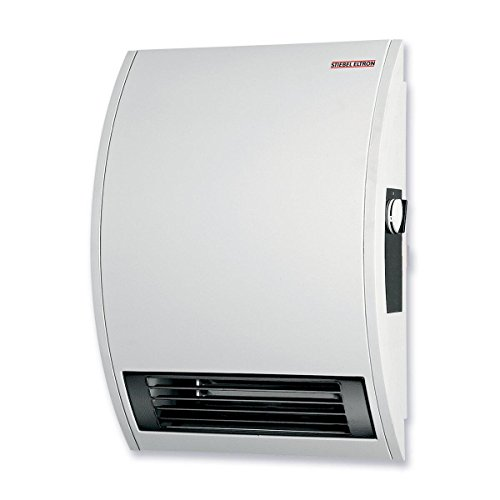 Stiebel Eltron 074058 120-Volt 1500-Watts Wall Mounted Electric Fan Heater