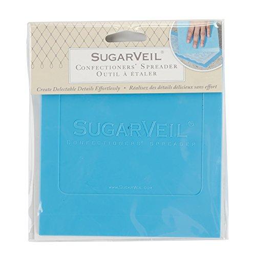 color blanco Alfombrilla de silicona SugarVeil 36530 Confectioners