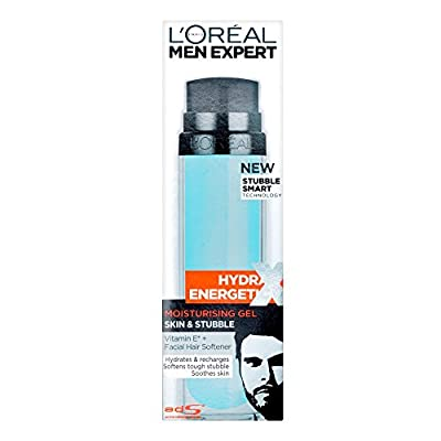 L'Oreal Men Expert Skin & Stubble Moisturiser 50ml from L'Oreal