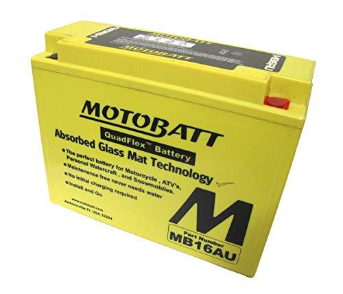 Ducati 748 Biposto E MB16AU-Batteria per motociclo 2000