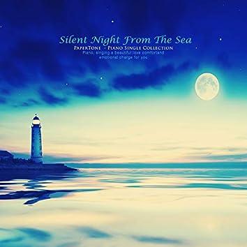 Serene Night Sea