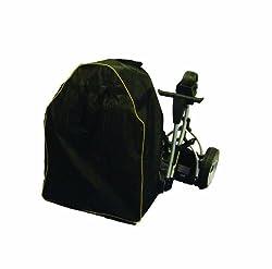 Vent holes Double Zip Fits Electric Trolleys Size: D-45 cm, W-70cm, H - 95cm