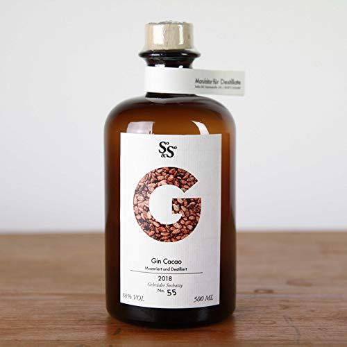 Gin Cacao – Fino de Aroma de Colombia Kakaobohnen