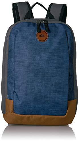 Quiksilver Small Upshot Backpack Mochilas, F Jord Azul Heather, Taille unique para Hombre